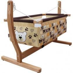 Makeart Baby Patut Hamac- Leagan Bebeluși