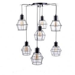 Lampa Suspendata cu 7 becuri