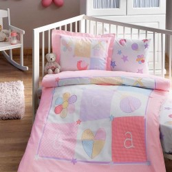 Set lenjerie de pat p/u bebeluși