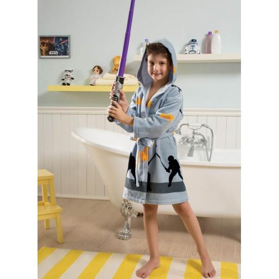 Textile pentru copii/tineri - Crown Star Wars Halat de baie