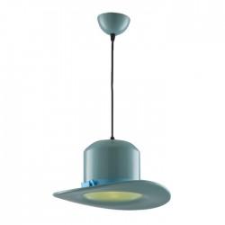 lampa suspendată Hat Metal Turcuaz