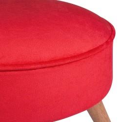 Lombard Puf Roșu