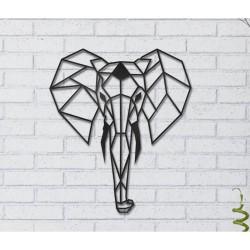 cap de elefant metal