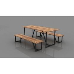 Set de masa şi scaune