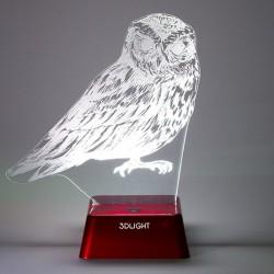 Lampa de masa Bufnita 3D