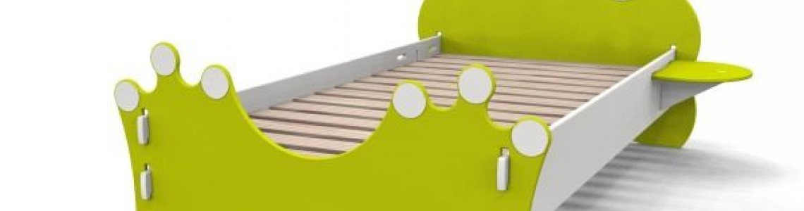 Modele de bază pentru paturi tinere, pat pentru cameră pentru tineri