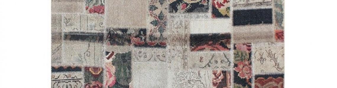 Modele de covoare patchwork