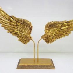 Aripa de Înger Aurie decorativa