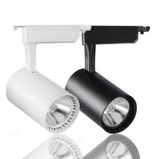Desing - Spot aplicat sina monofazat - LED 30w - 360°