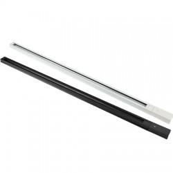Sina spot Aplicat  Aluminiu Monofaza - 1m / 2m / 3m - Alb / Negru