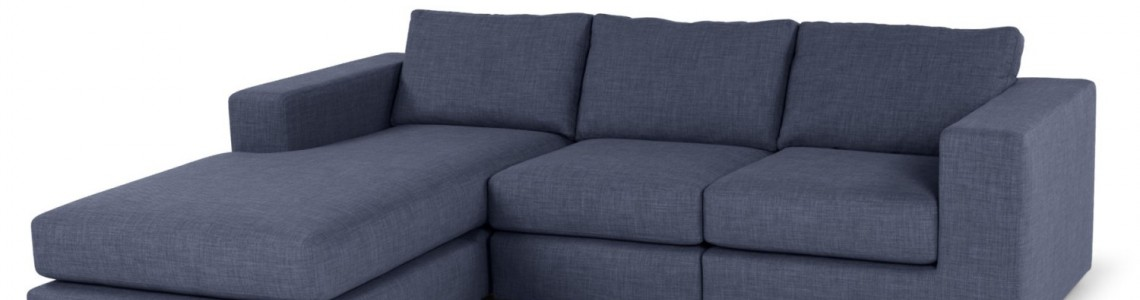 Seturi de canapele de colț, modele de canapea L
