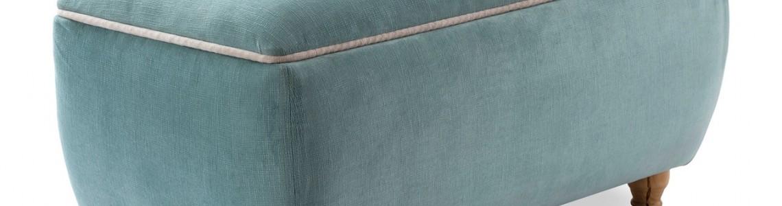 Modele de scaune cu puf, perne