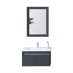 Set Mobilier pentru baie, 3 piese , 65 cm / 80cm / 100cm
