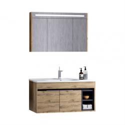 Set Mobilier pentru baie, 3 piese , 65cm / 85cm / 100cm