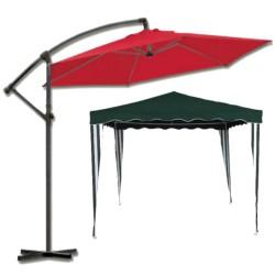 Umbrele și pavilioane