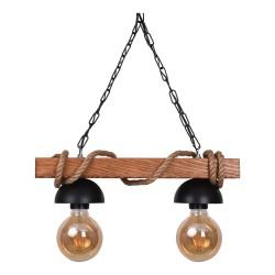 Corp de iluminat suspendat rustic