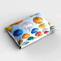 umbrela Else colorat 3d dormitor Patterned pernă 50x70cm