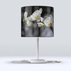 Else White Orchid Modern Salon stofe Cap Lampshade