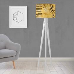 Sheet Else Muzica texturat din lemn de proiectare trepied abajururi