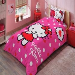Taç Hello Kitty Pink Set lenjerie