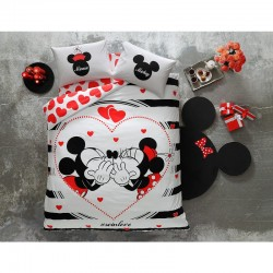 Taç Set lenjerie pat Disney Minnie Mickey