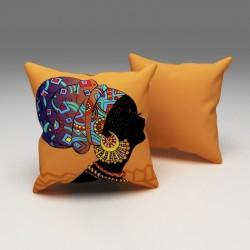 Erenev Pernă decorativă pentru femeie africană