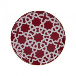 Platou plat Morocco 20 cm