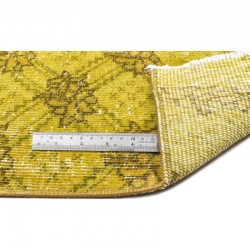 Covor Apex Vintage Galben 113x202cm