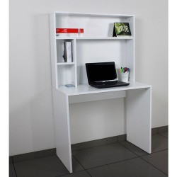 Mobilier Hepsy  House Birou cu panel in spate